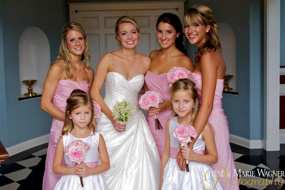 Trump bedminster wedding